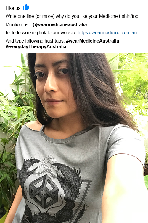 Wear Medicine Australia - premium quality t-shirts and apparel