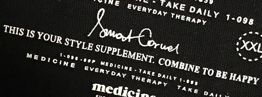 Wear Medicine - premium quality t-shirts