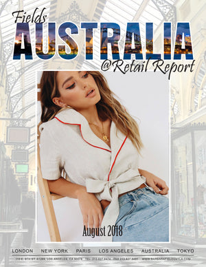 NEW! AUSTRALIA RETAIL REPORT AUGUST 2018