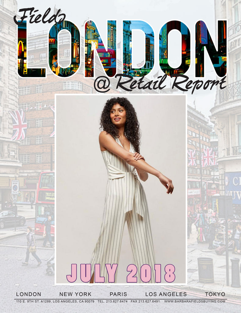 London Retail Report July 2018