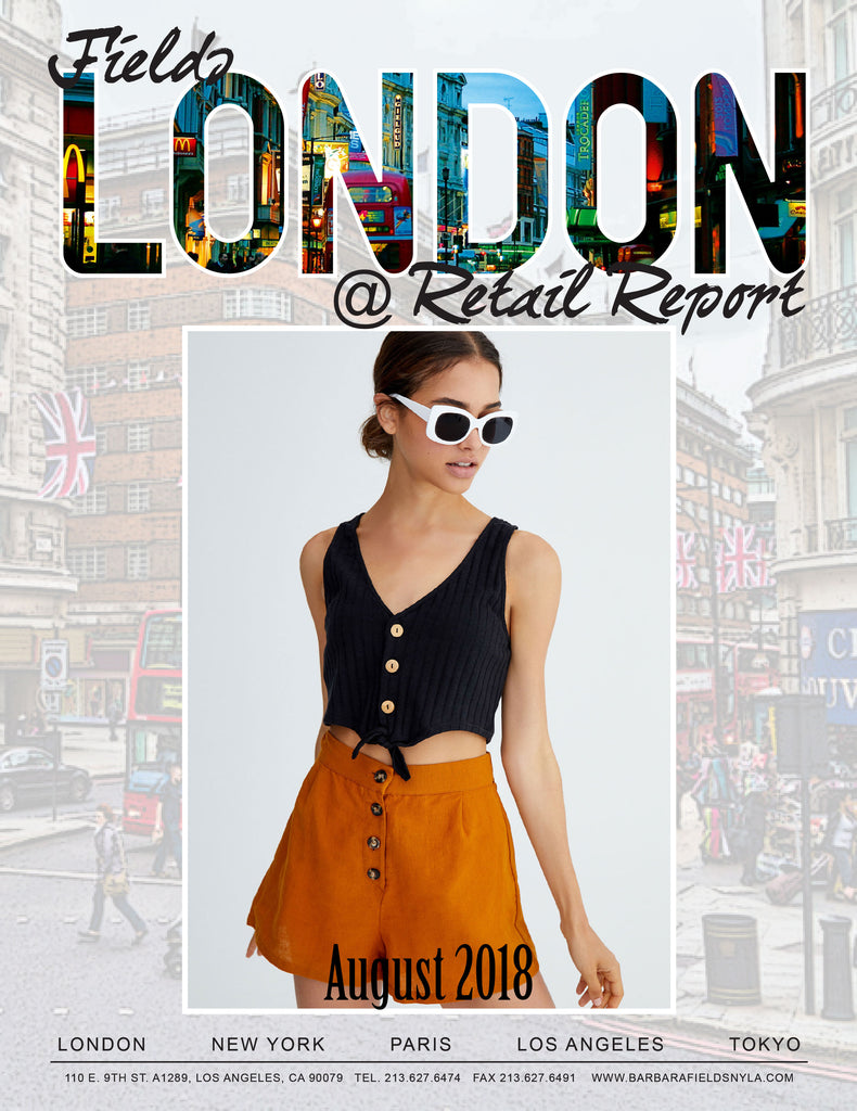 London Retail Report August 2018