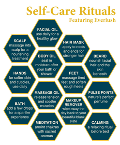 Everlush  Head-to-Toe Anointing Oil