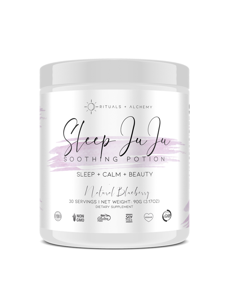 Sleep Juju - Natural Adaptogenic Sleep Aid