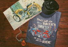 Load image into Gallery viewer, 80's Vintage Harley Tee