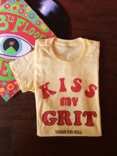 KISS MY GRIT