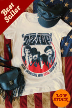 Load image into Gallery viewer, ZZ TOP TEE
