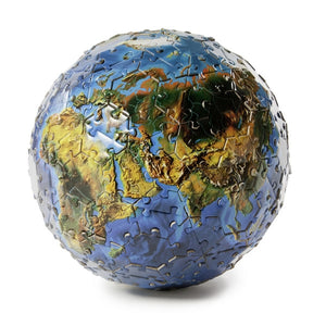 Sphere Puzzle - Planet Earth
