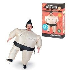Inflatable Sumo Wrestler - Adult