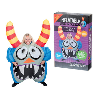 Inflatable Monster Costume - Adult