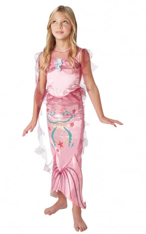 Pink Mermaid Costume