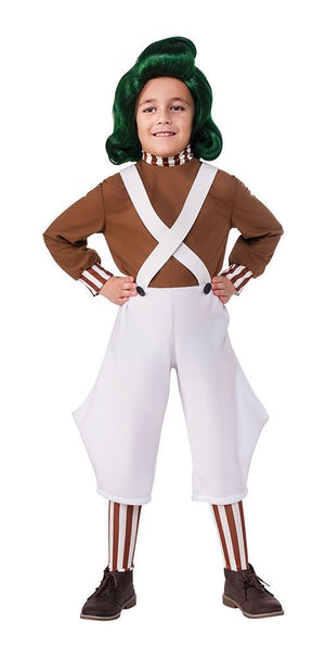 Oompa Loompa Costume - (Child)