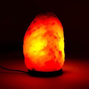 "10"" Himalayan Rock Salt Lamp - Medium (4-6 kg)"