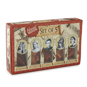 Great Minds Womens Set Of 5 Puzzles