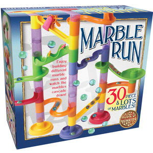 Marble Run - 30 Piece Set