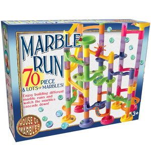 Marble Run - 70 Piece Set