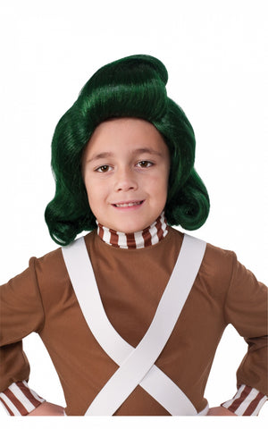 Oompa Loompa Child Wig