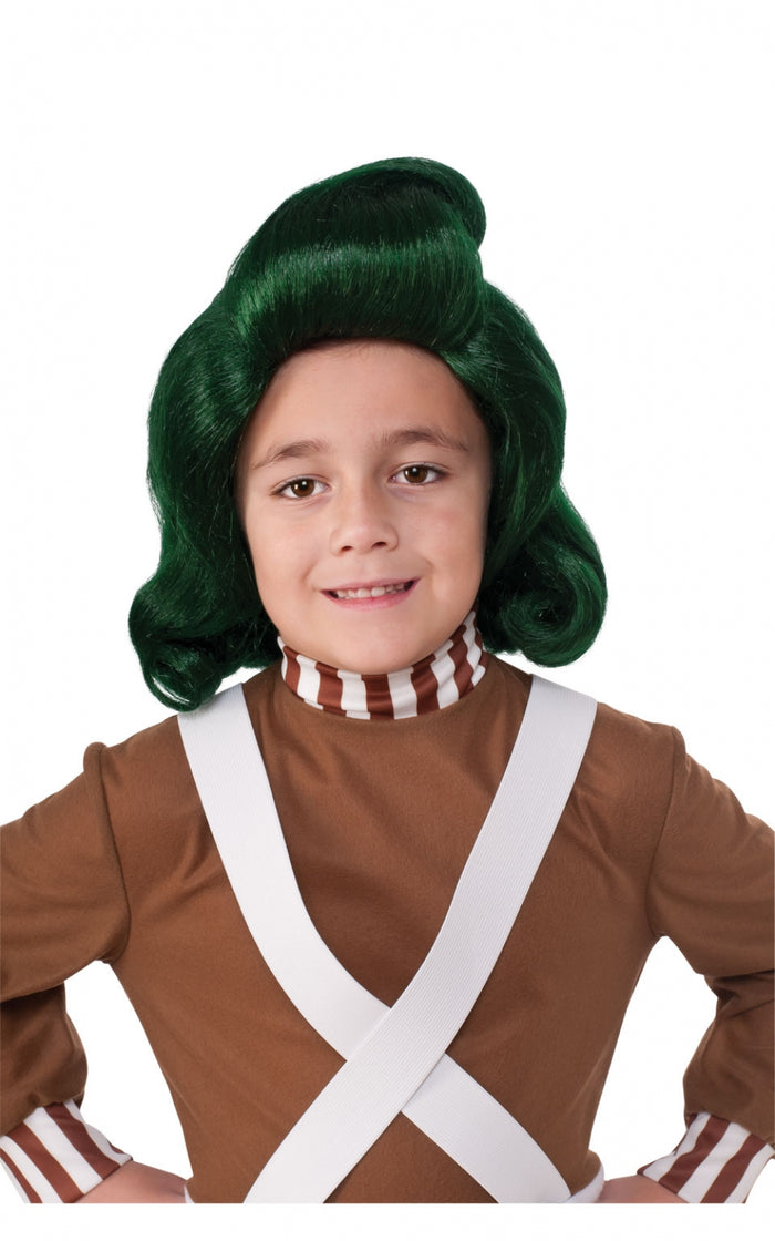 Oompa Loompa Wig - (Child)