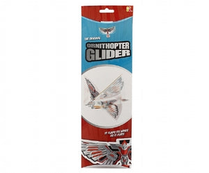The Original Ornithopter Glider