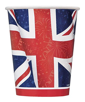British Flag Party Cups