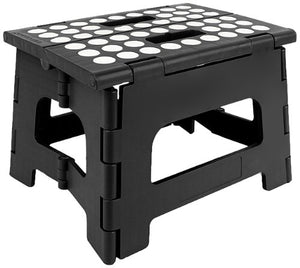 Rhino Folding Stool - Black