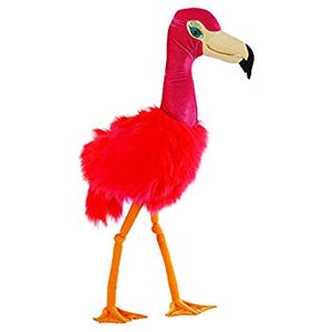 Flamingo Puppet - Giant Bird