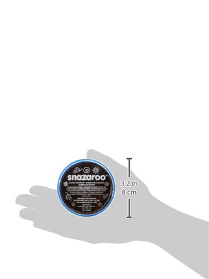 Snazaroo Face Paint 18ml - Grass Green