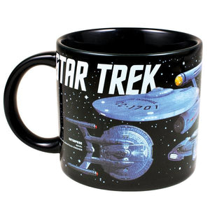 Star Trek 50th Anniversary Mug