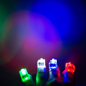 LED Disco Fingers