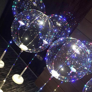 Jellyfish Balloons With Helium & String