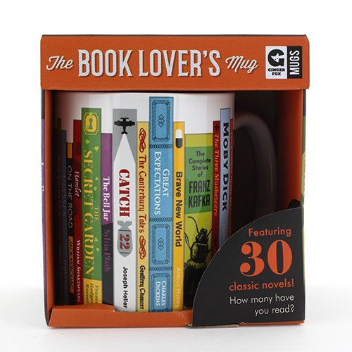 Book Lovers Mug