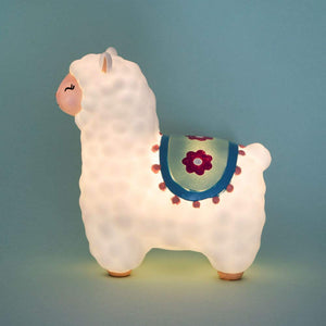 Little Llama Night Light