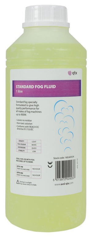 Fog Machine Fluid: 1 Litre