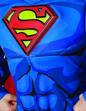 Deluxe Comic Book Superman Costume