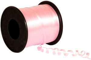 Pastel Pink Curling Ribbon