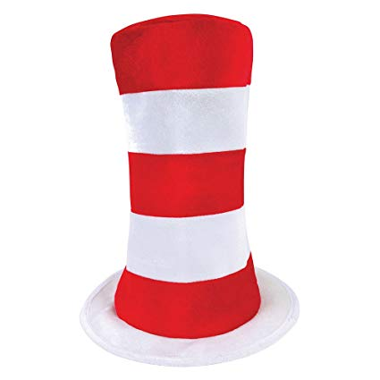 Dr Seuss - The Cat in the Hat (Child Size)