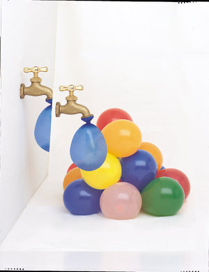 144 Assorted Water Bomb Balloons