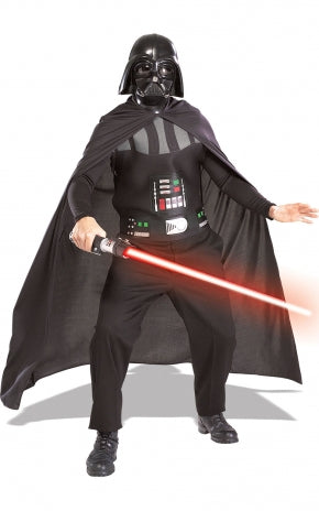 Star Wars Darth Vader Blister Pack Costume - (Adult)
