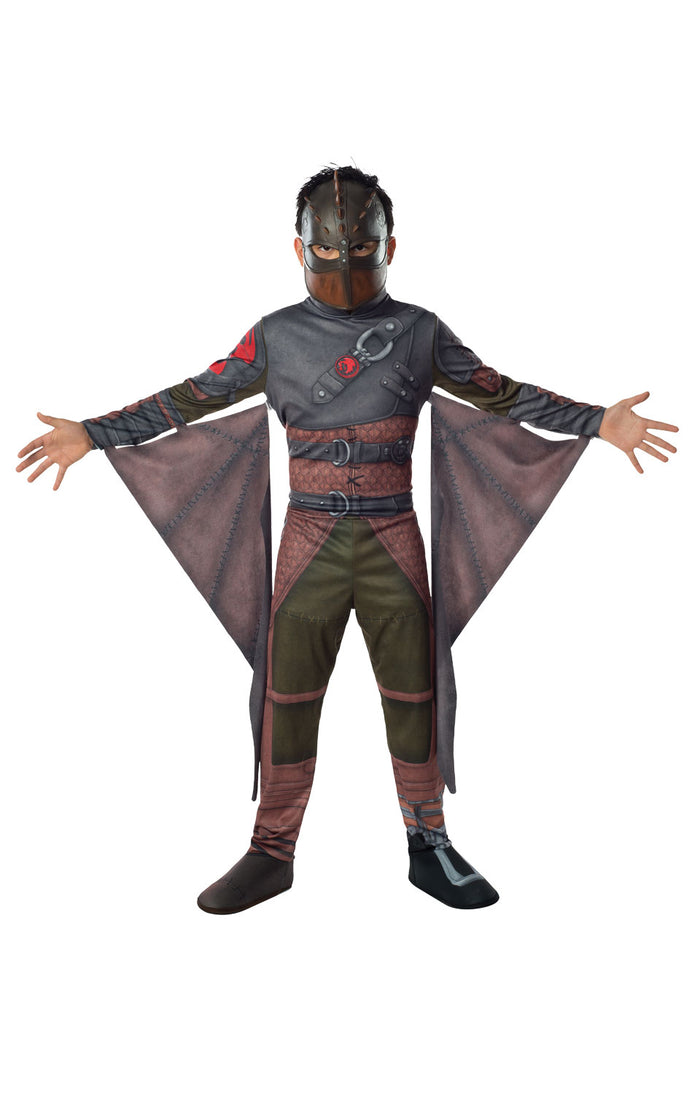 Dragon2 Hiccup Flight Suit Costume