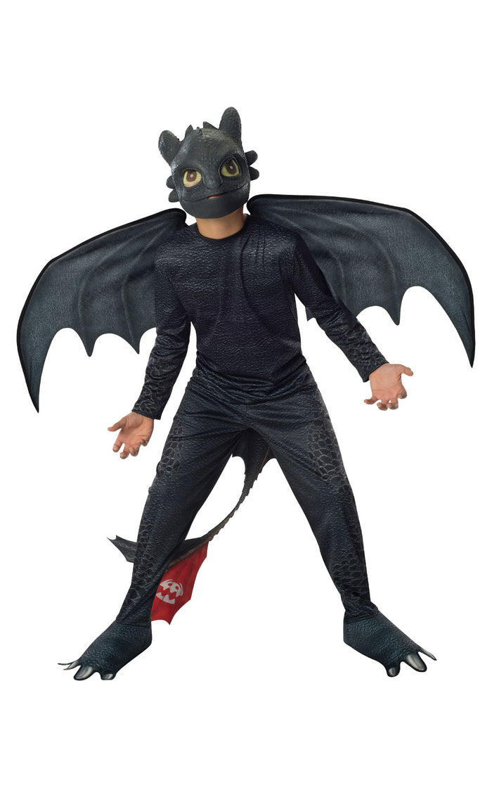 Toothless Night Fury Costume