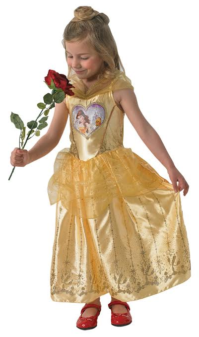 Belle Love Heart Costume