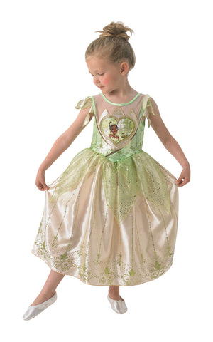 Tiana Love Heart Costume