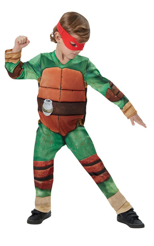 Deluxe Teenage Mutant Ninja Turtle (TMNT) Costume