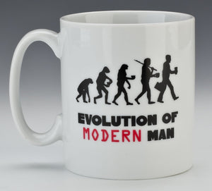 Evolution Heat Change Mug