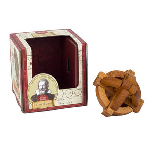 Great Minds: Galileo Globe Puzzle