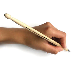 Drumstick Pen - Black Ink