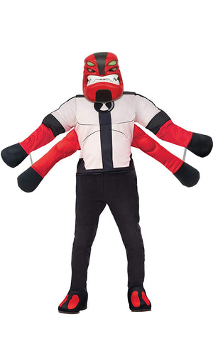 Fourarms Costume