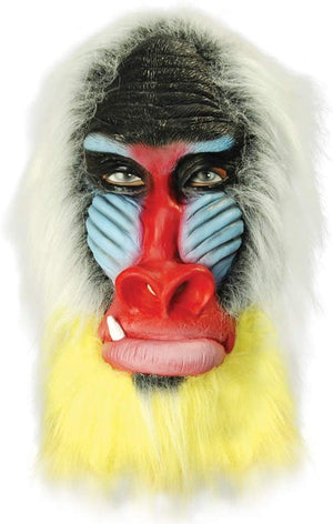 Baboon Rubber Mask