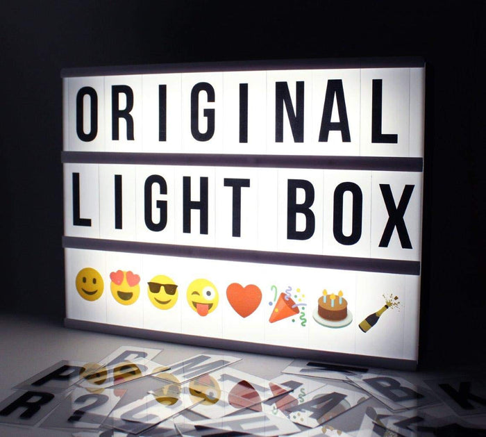 A4 Cinematic Lightbox - Black