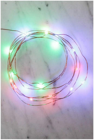 Multi-Colour String Lights