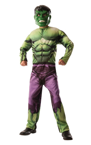 Deluxe Hulk to Captain America Costume